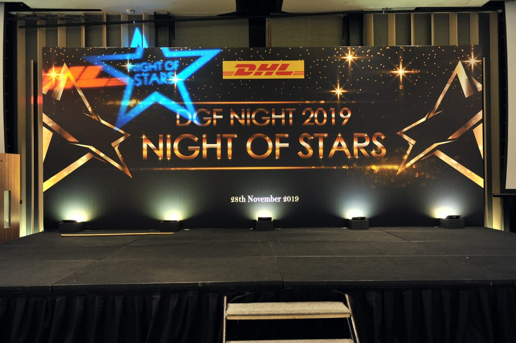 DHL DGF NIGHT 28 NOV 2019